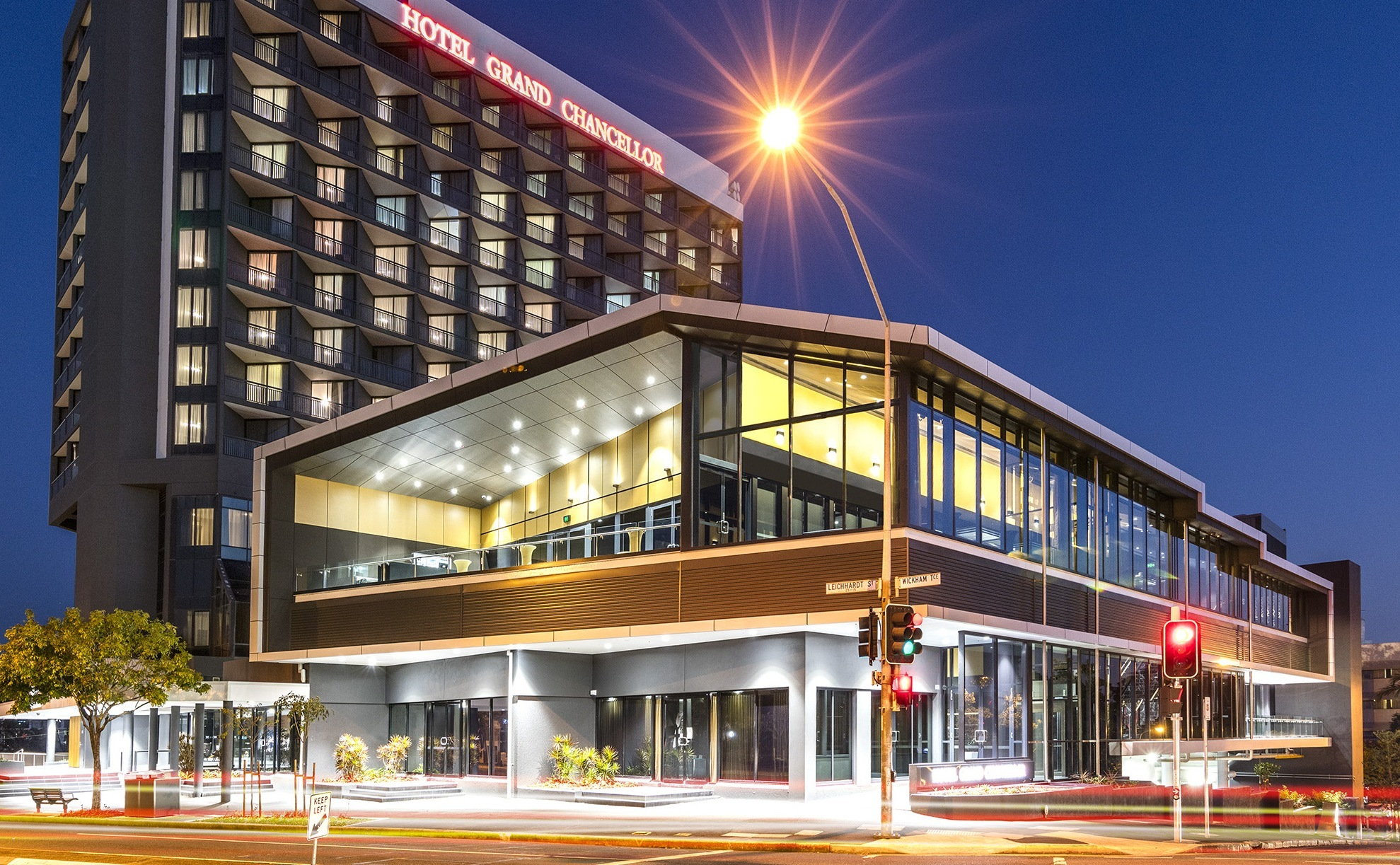 New conference centre for Brisbane - The Nibbler
