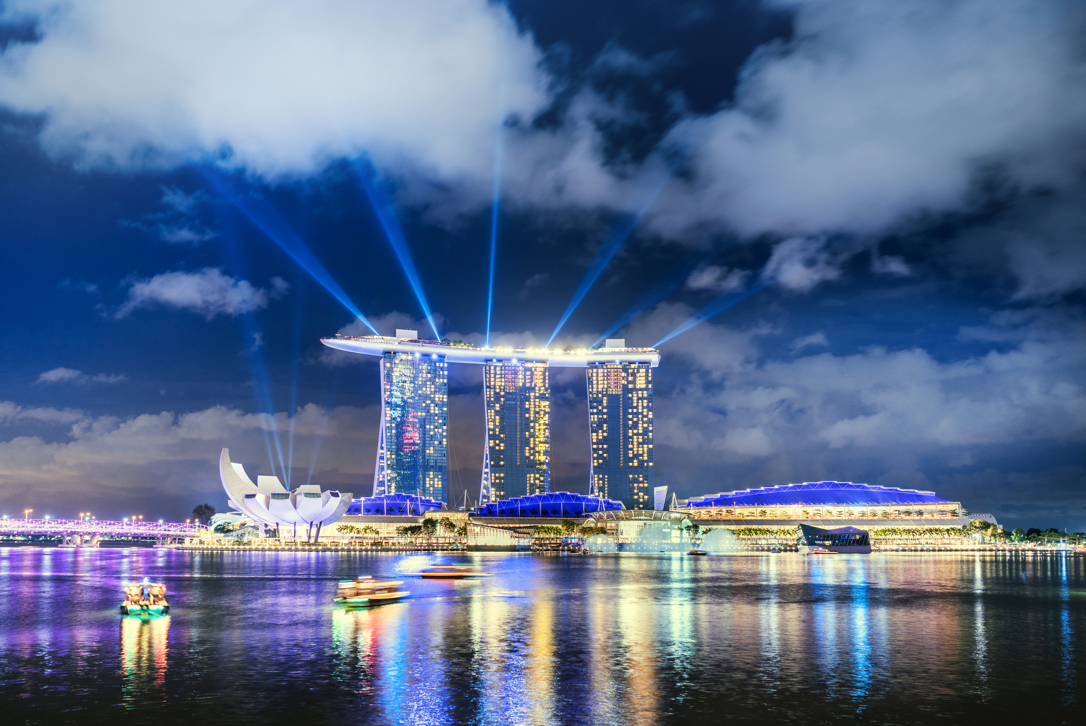 Thriving Singapore MICE market continues impressive growth ...