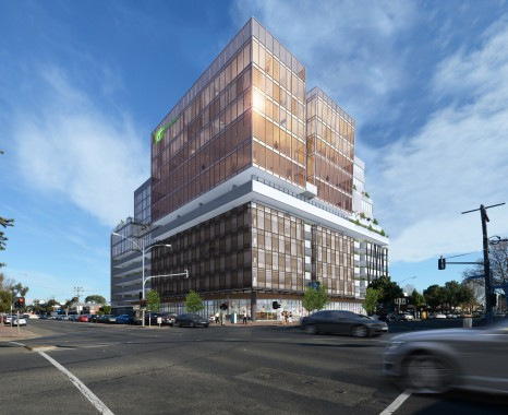 Holiday Inn Werribee Render