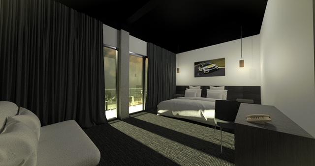 Rydges Pit Lane - Hotel Room 1