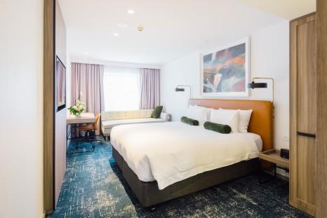 Novotel Sydney Darling Sqaure, King Standard Accommodation Room