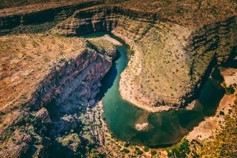 Scenic from the air - Matt Glastonbury