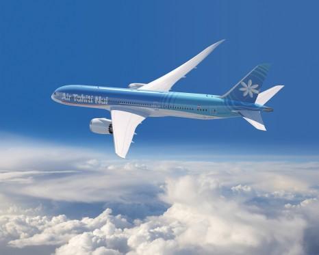 NUI, Air Tahiti NUI, 787-9