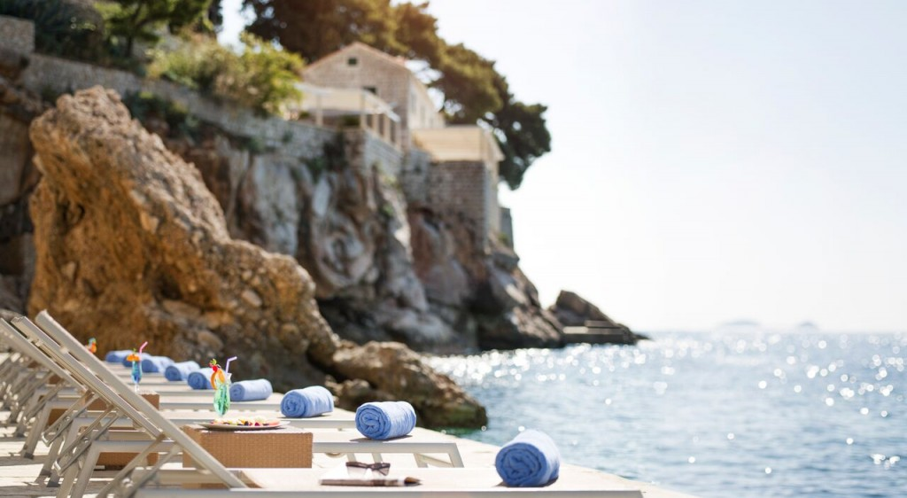 Hotel Excelsior Dubrovnik - private beach_preview