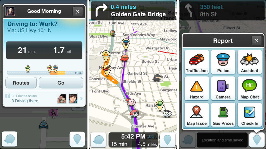 Les-multiples-services-de-Waze