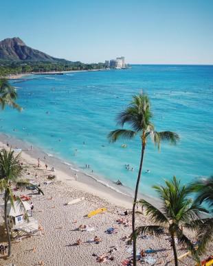 Outrigger Waikiki view