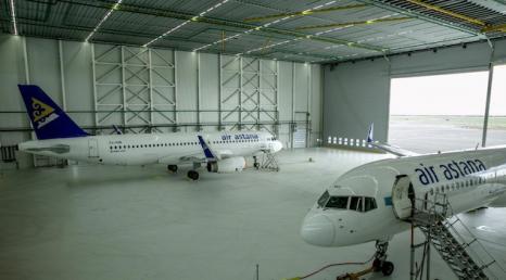 Air Astana Aviation Technical Centre
