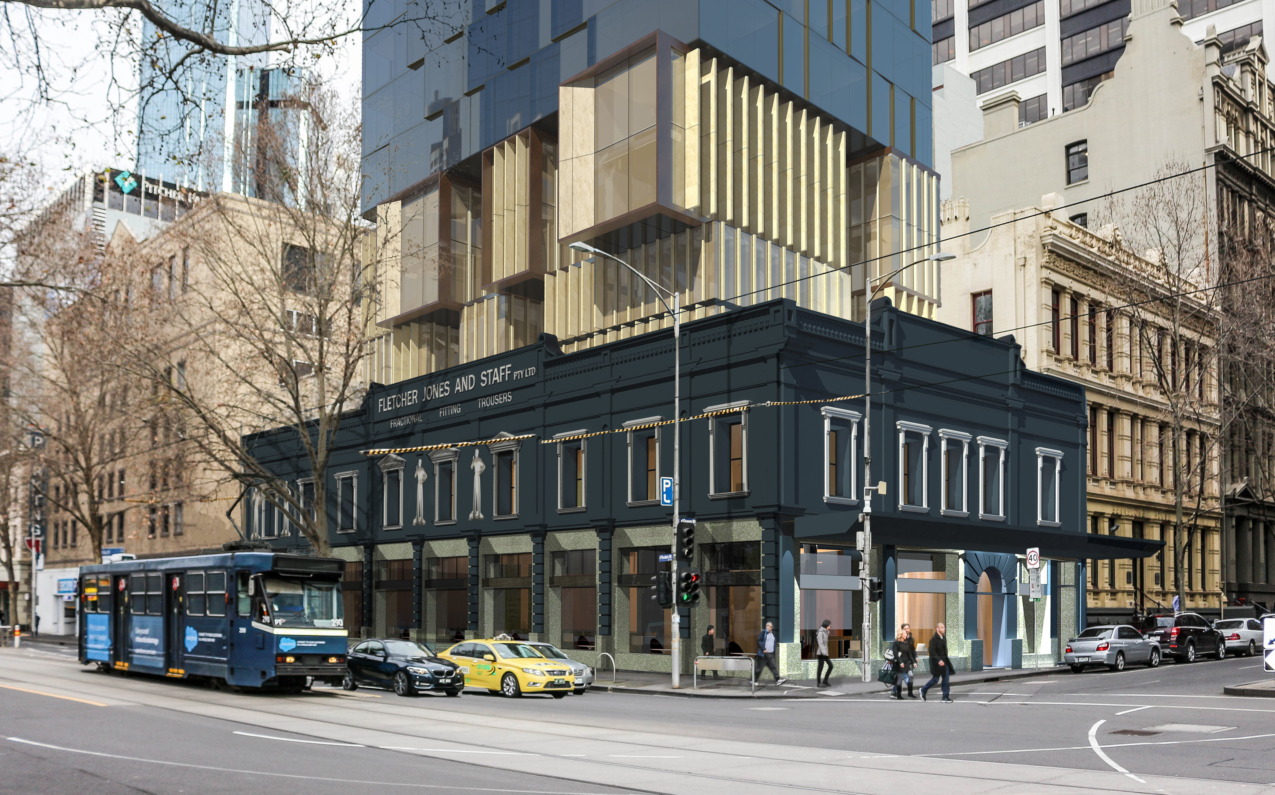 Vibe Hotel Queen St Melbourne (3)