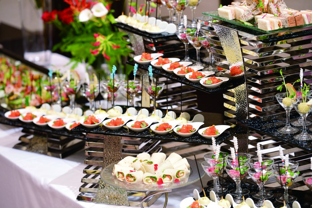 Catering © ICC Kyoto