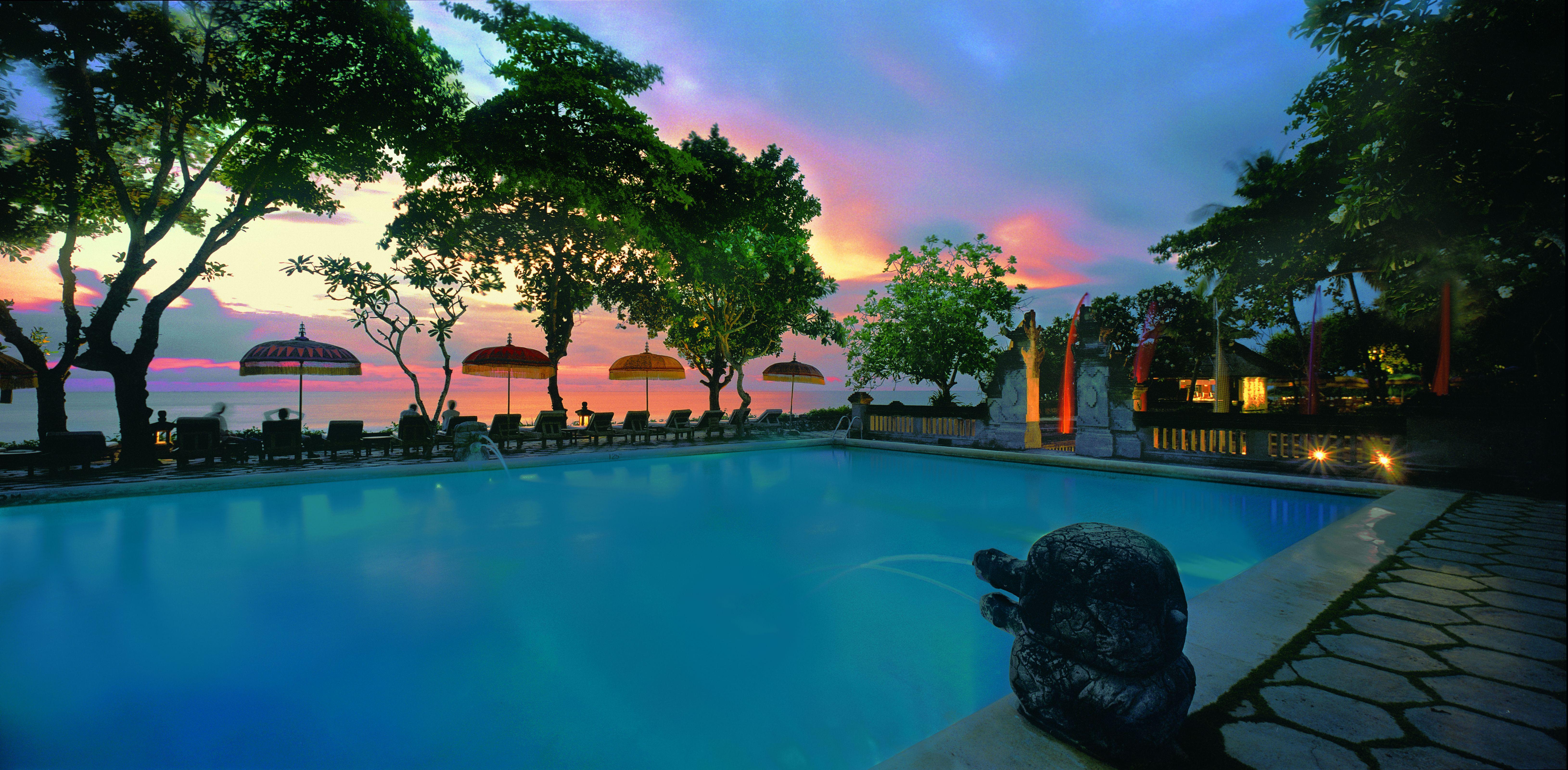 Oberoi Bali Main Swimming Pool