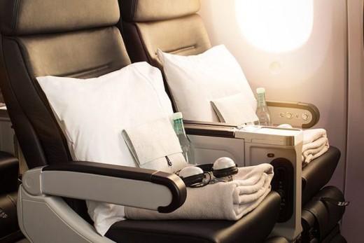 Air New Zealand premium economy