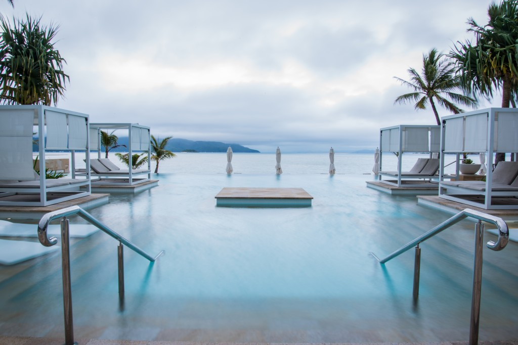 Aquazure Pool - Hayman Island by InterContinental