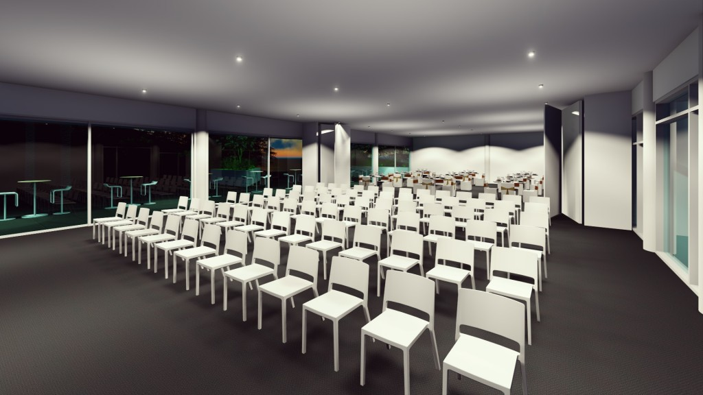 Daydream Island Resort - Crescent Rooms ARTISTS IMPRESSION