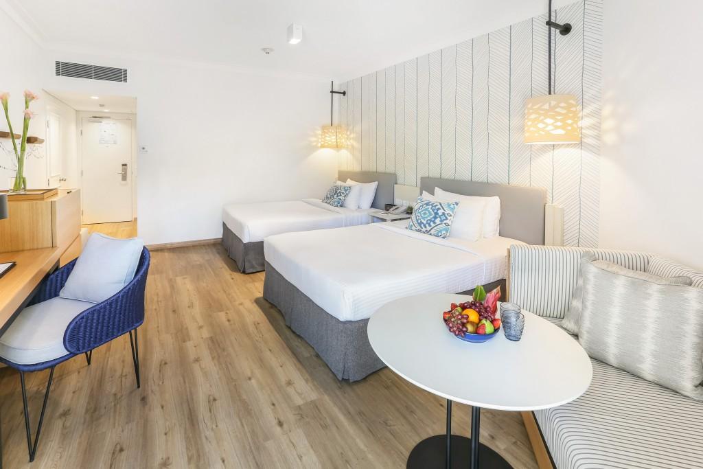 Shangri-La Hotel, The Marina Cairns Deluxe Twin Room