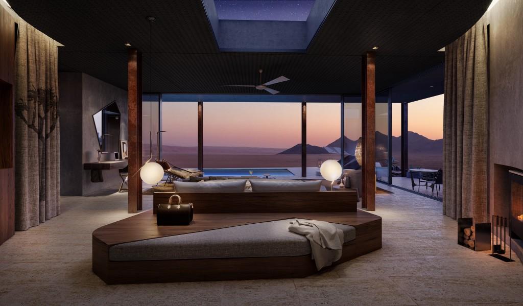 andBeyond Sossusvlei Desert Lodge - Jack Alexander + Fox Browne Creative...
