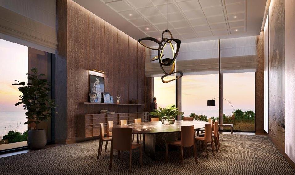 The Ritz-Carlton, Perth meeting room