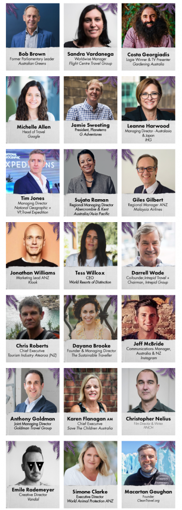 Travel DAZE 2019 speakers