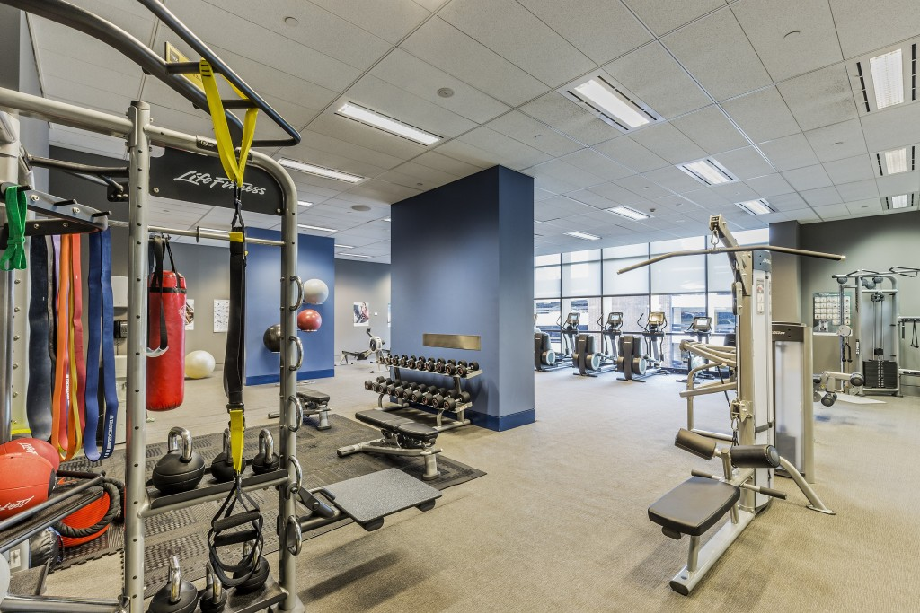 Fraser Suites Sydney_Gym