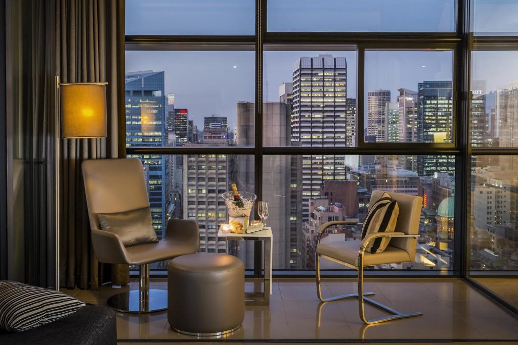 One-bedroom Executive Lounge