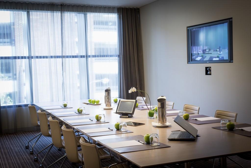 Conferencing boardroom