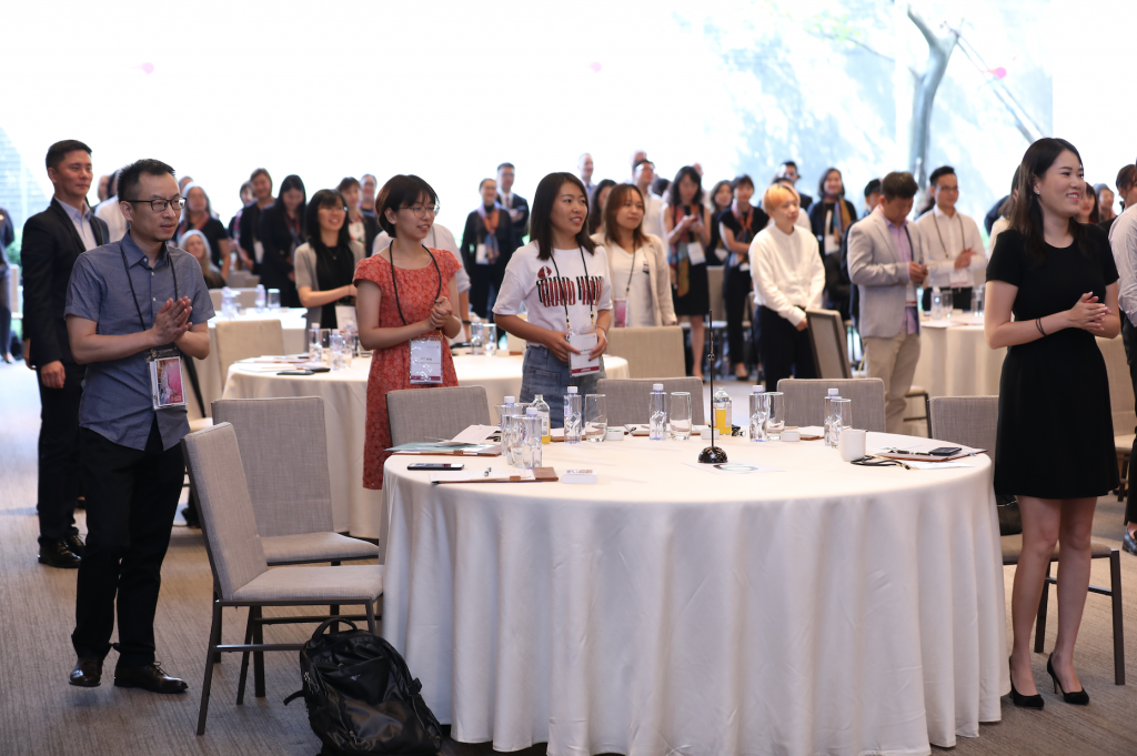 ourism Australia's business events showcase in China